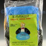 Richie Rich Inflatable Chair front view
