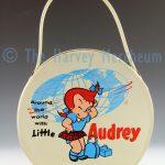 Little Audrey travel case front view