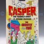 Casper 4 Jigsaw Puzzles, Ghostly Trio variant front view