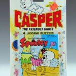 Casper 4 Jigsaw Puzzles, Spooky in chair variant front view