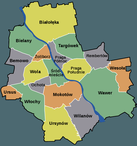 Mieszka W Polsce: Living in Poland – How to Find a Flat in Warsaw