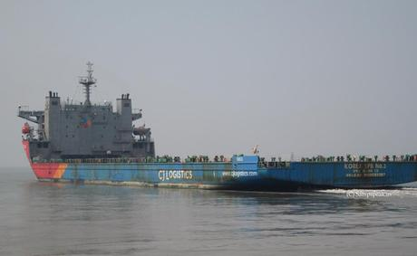 what is IMO Number ?  ~  Heavy load carrier vessel