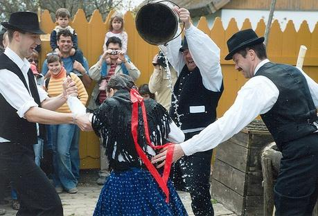 Smigus Dyngus: Wet Monday in Poland, What's It All About?