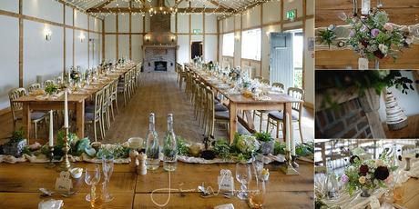 Burley Manor Wedding Breakfast