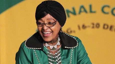 Winnie Mandela Has Passed Away She Was 81