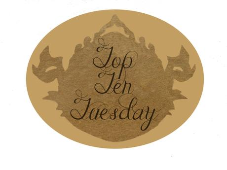 Top Ten Tuesday – Liked Characters In Disliked Books