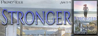 Promo Tour: Stronger by Suzanne Jenkins