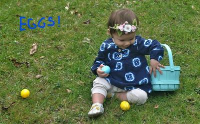 Josie's First Easter