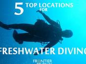 Locations Freshwater Diving