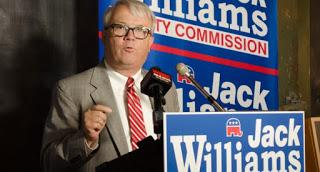 Arrest of Alabama lawmaker Jack Williams on federal bribery charges brings a reminder that politics can trump friendship in the ugly, postmodern 2000s