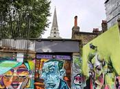 #LondonWalks Kids Under FREE #SchoolHolidays: No.3 #StreetArt Tour