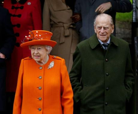 Royal Family: Prince Phillip Admitted To London Hospital For Surgery