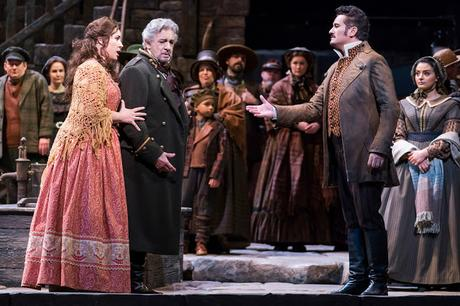 Opera Review: The Passing of the Torch