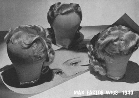 Wigs for that 1940s coiffure