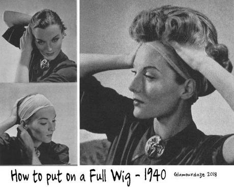 How-to-put-on-a-full-wig-1940