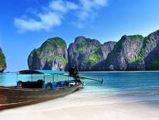 Beach Made Famous Leonardo DiCaprio, Closed Tourists