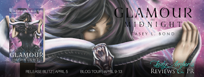 Glamour of Midnight by Casey L. Bond