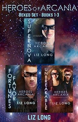 Heroes of Arcania  by Liz Long