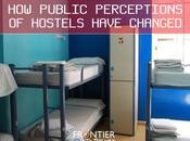 Public Perceptions Hostels Have Changed