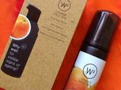 Orange Face Foaming Wash Review
