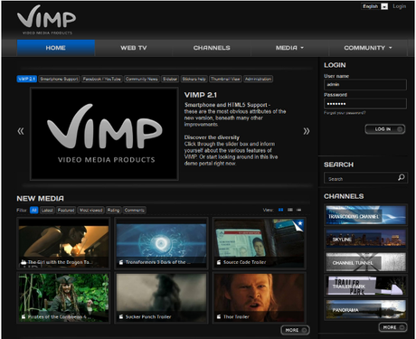 5 Best Free & Open sources Video CMS for a Video Sharing Website