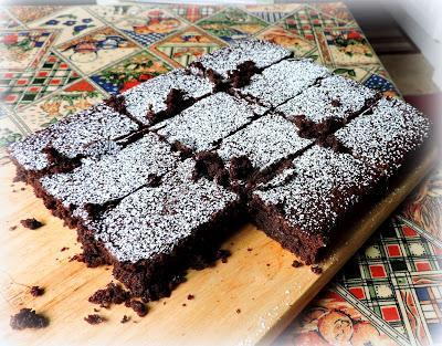 GF Chocolate Brownies