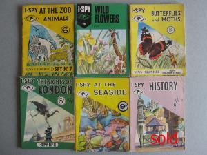 I Spy Book Challenge
