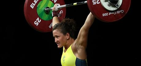 the fittest women Toomey wins gold at Commonwealth