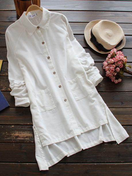 cute long shirts for women