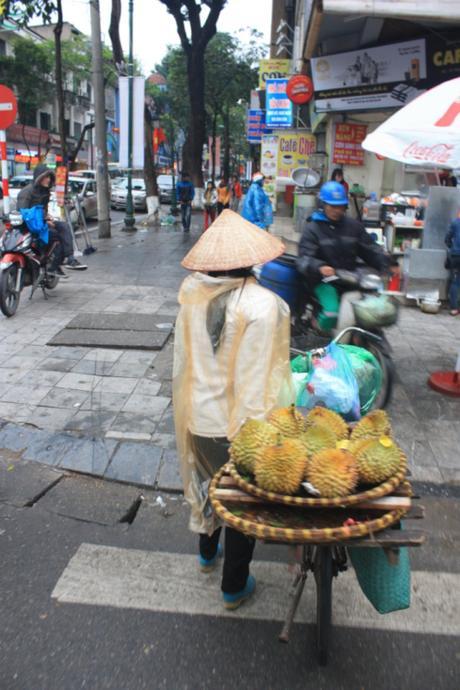 DAILY PHOTO: Door-to-Door Durian Delivery