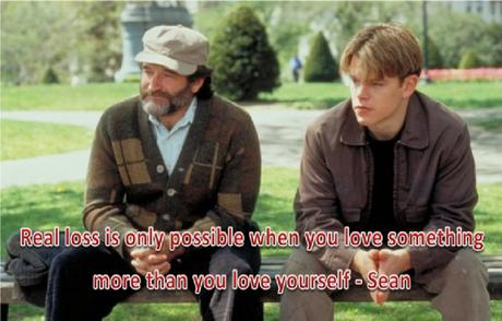 ABC Film Challenge – Favourite Films – G – Good Will Hunting