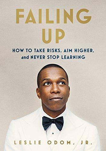 Hamilton Star Leslie Odom, Jr. New Book 'Failing Up!' Is A Best Seller