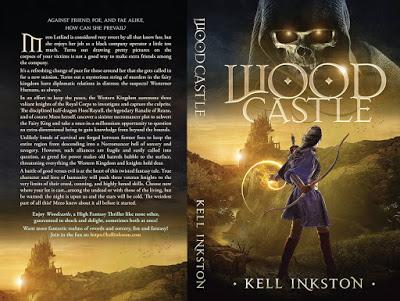 Woodcastle by Kell Inkston