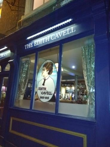 The Edith Cavell