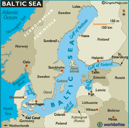 Baltic Books Blog Tour – A Guest Post by Kristine Ulberga