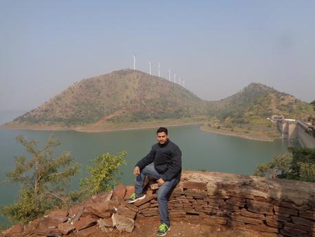 155) Marikanive Dam: (7/1/2018)