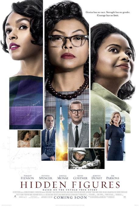 ABC Film Challenge – Favourite Films – H – Hidden Figures