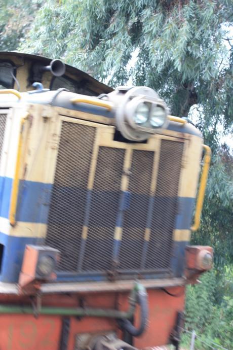 DAILY PHOTO: Scenes from the Shimla – Kalka Train