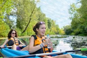 Kayaking safety tips