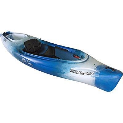 Old Town Canoes & Kayaks Vapor 10 Recreational Kayak Review