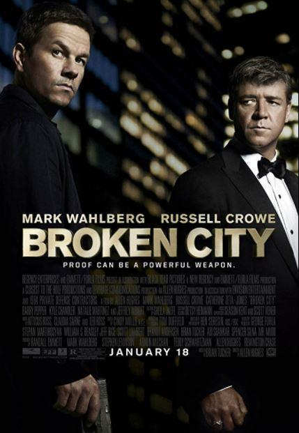 Russell Crowe Weekend – Broken City (2013)