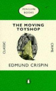 The Moving Toyshop – Edmund Crispin
