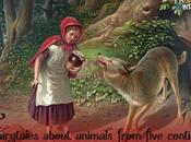 Fairytales About Animals From Five Continents