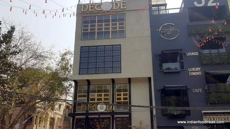Decode, Rajouri Garden, Delhi: Decoded