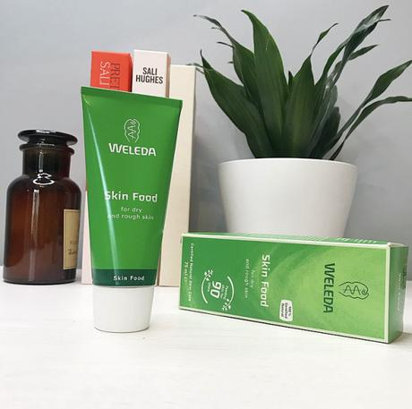 Weleda Skin Food – The Magic Little Green Tube | secondblonde