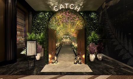 Catch Restaurant at ARIA Resort & Casino Las Vegas in 2018