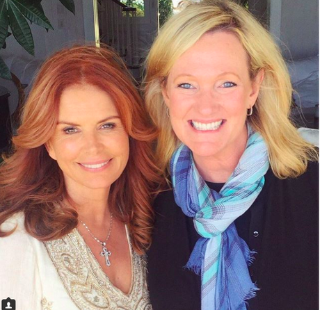 Roma Downey Starring In Faith Drama 'The Baxters' From Karen Kingsbury