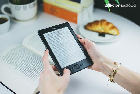 kindle book reading