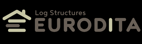 The production of the log structures in Euorodita begins with the finest Nordic timber