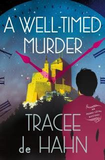 A Well-Timed Murder by Tracee de Hahn- Feature and Review